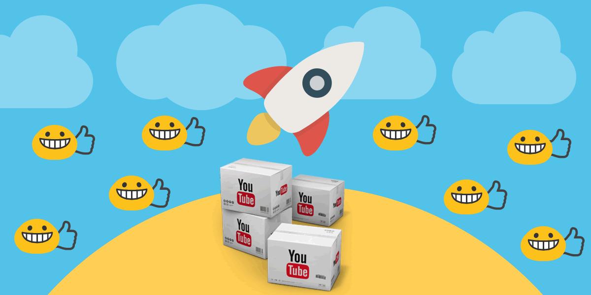 buy YouTube package deal